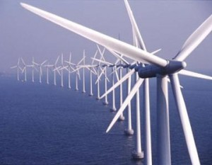 north sea offshore wind farm