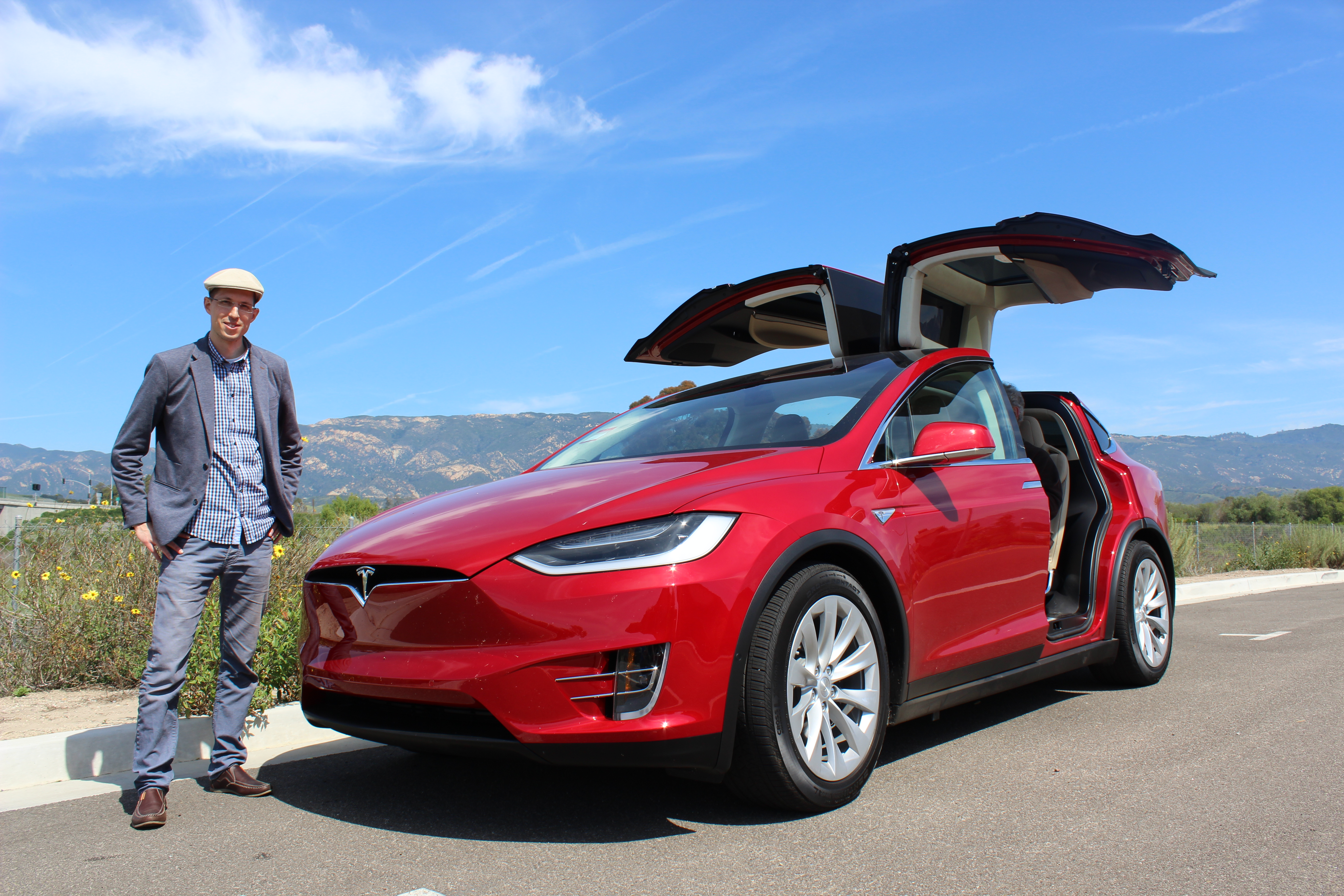 Exclusive Model X Review Tesla Model X Is The Best Suv