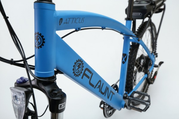 FLAUNT Electric Bicyles