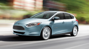 ford focus electric on sale