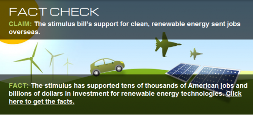 energy fact check site