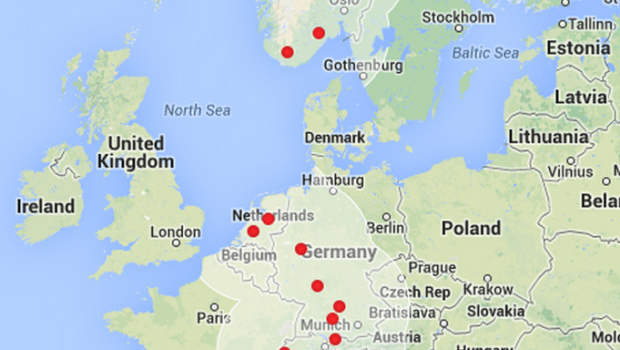 Europe Superchargers