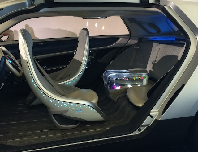 ford throws down autonomous vehicle glove. Black Bedroom Furniture Sets. Home Design Ideas