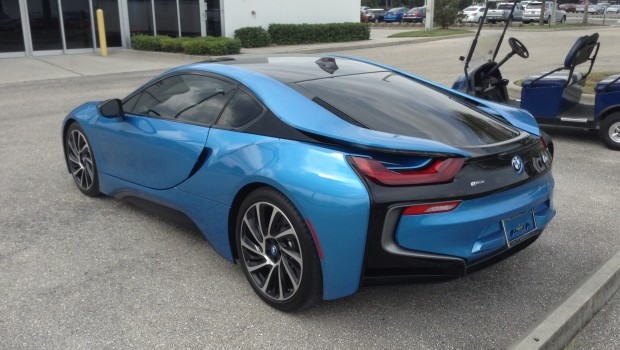 Nissan Leaf Miles Per Charge Next BMW i8 Reported To Get Range & Power Boost | CleanTechnica