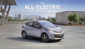 Chevrolet Cracks Open the Bolt, Shares Drivetrain Details