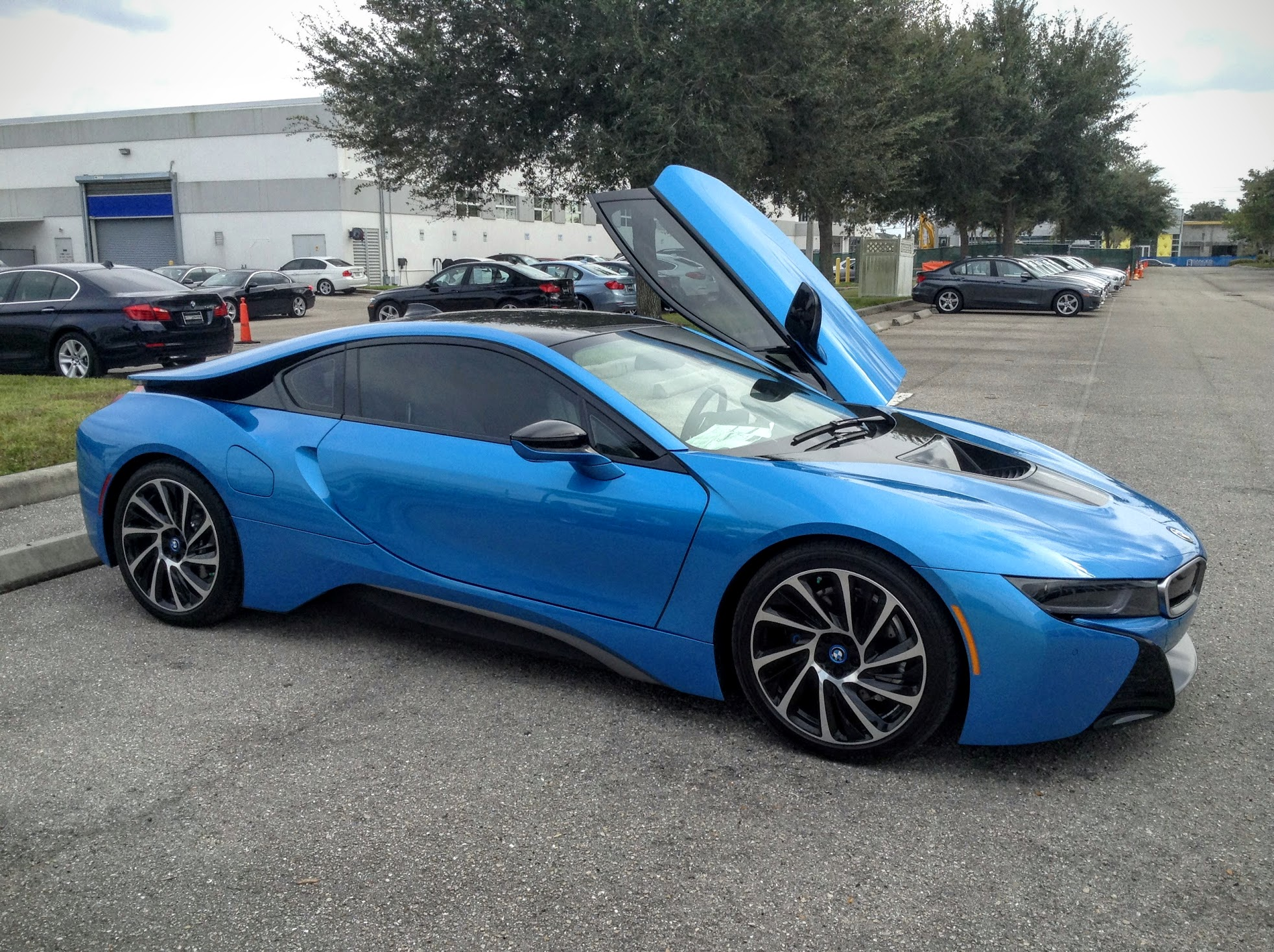 Next Bmw I8 Reported To Get Range Power Boost Cleantechnica