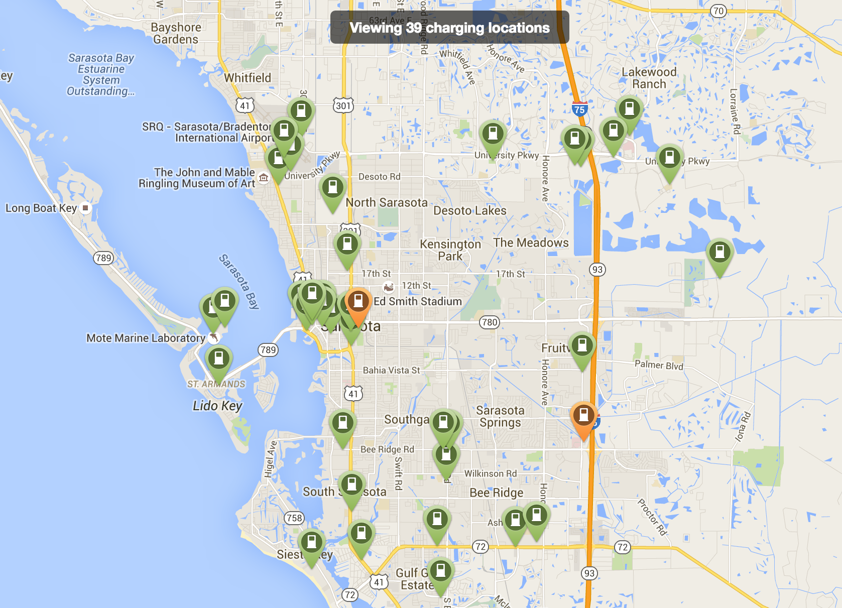 A Brief Comparison Of Ev Charging Availability City To