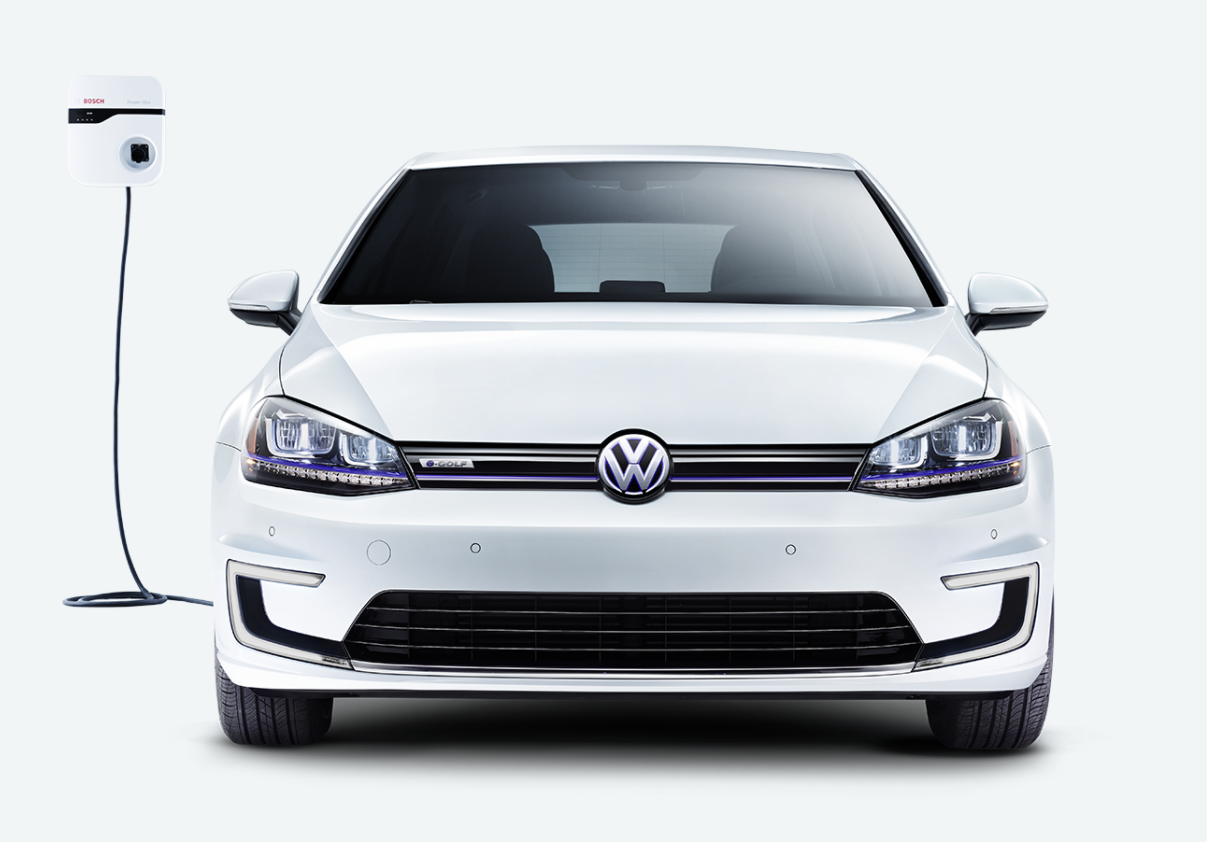 New Volkswagen E Golf Shown At La Auto Show 35 8 Kwh