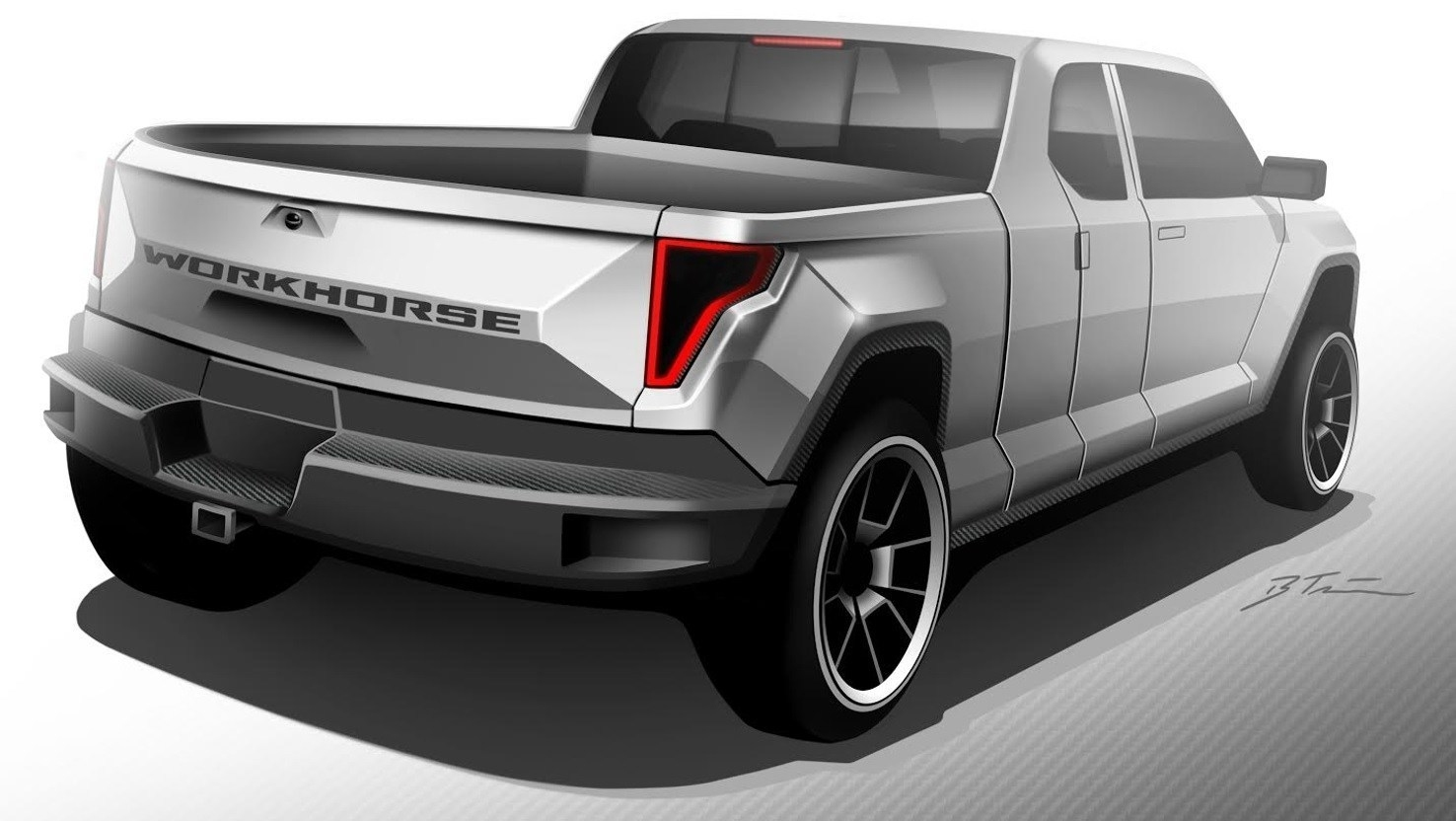 workhorse group to unveil w 15 electric pickup truck in. Black Bedroom Furniture Sets. Home Design Ideas