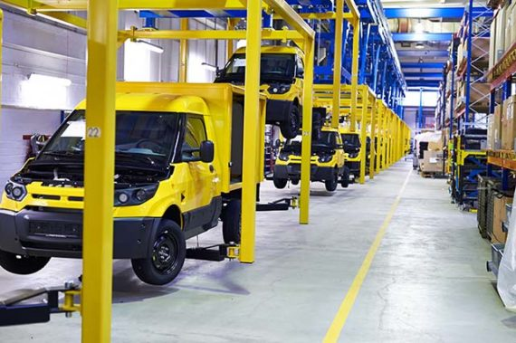 Deutsche Post To Double Electric Delivery Van Production, page-1