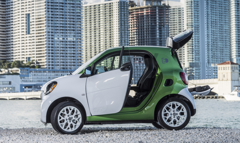 Review Smart Electric Drive Cleantechnica