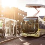 Volvo electric buses