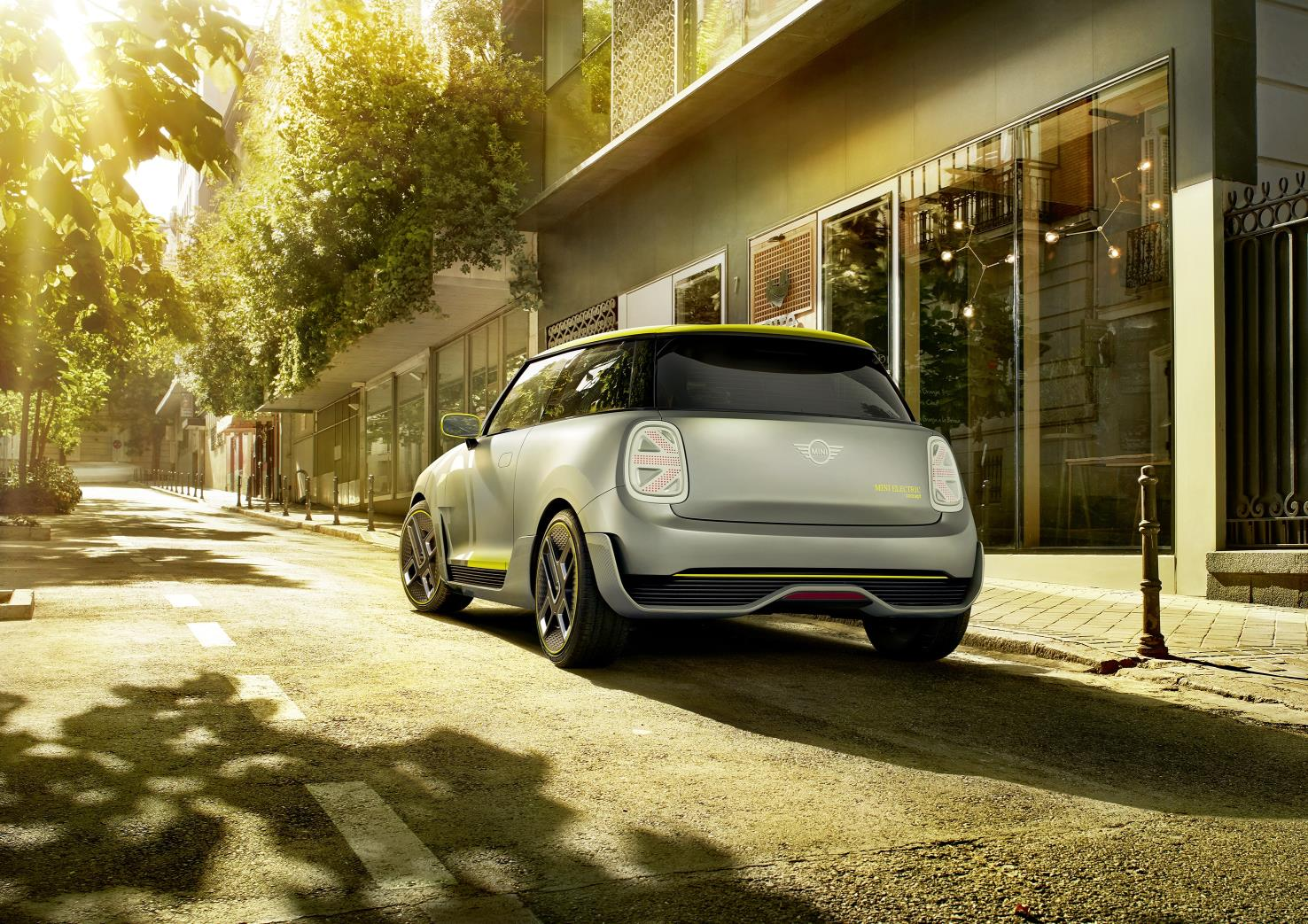 BMW Introduces Another Electric Concept Car — MINI ELECTRIC ...
