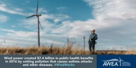 AWEA wind power study