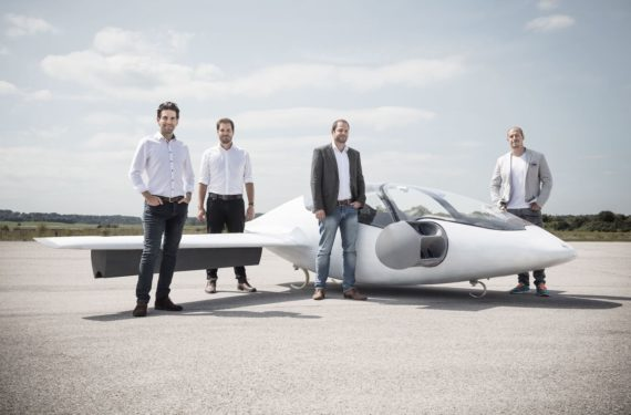 looking into electric aviation