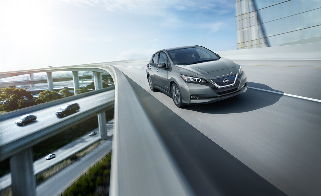 Nissan Unveils Redesigned 2018 Leaf With 240400 Km Range Where Is The Inertia Switch On 2015 That Carries Forward Some Of Design Elements From Ids Concept Without Similarly Alienating Consumers By Going Full Bore Modern