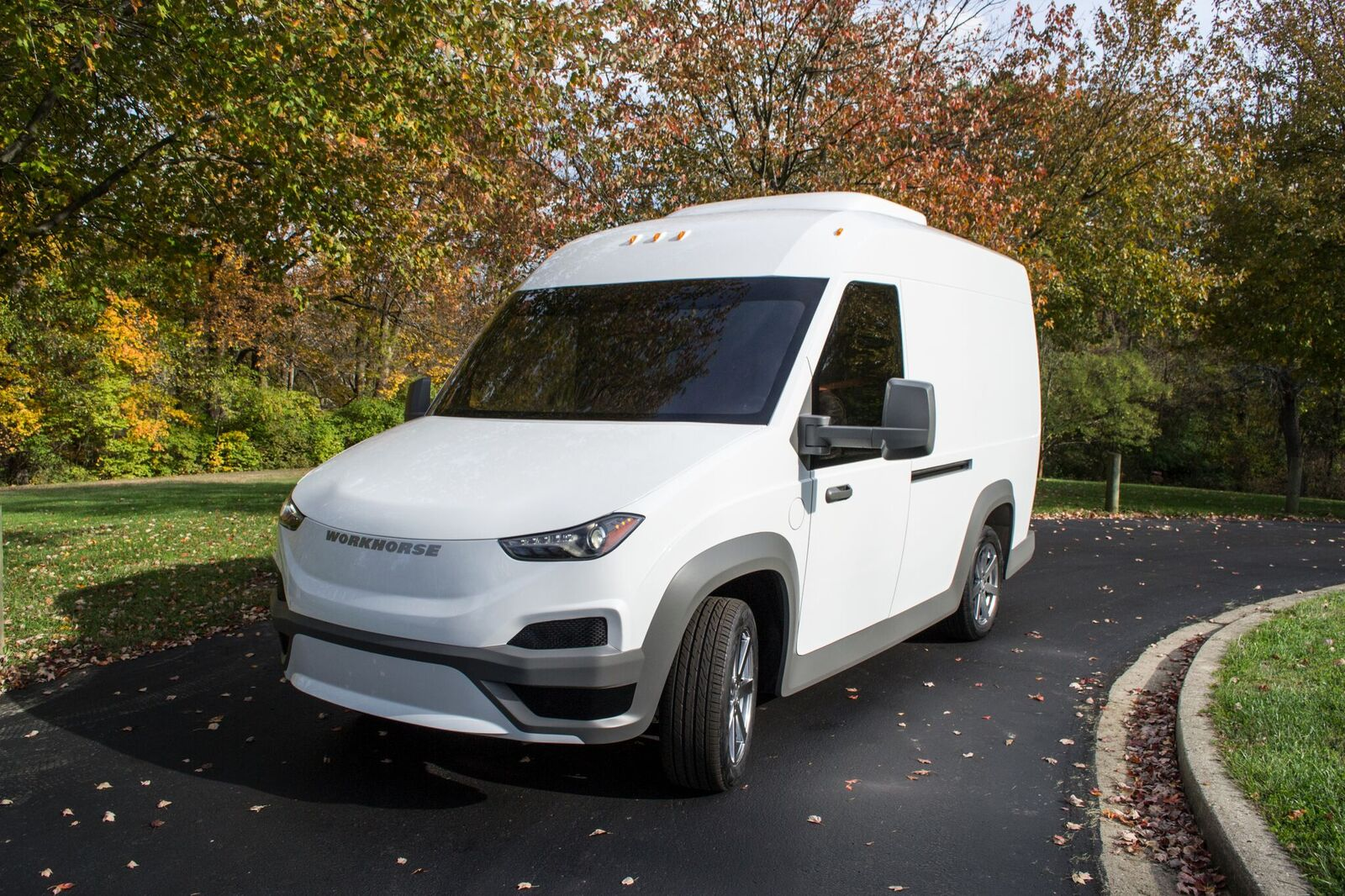 Workhorse NGEN electric delivery van