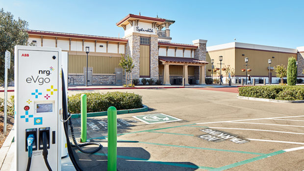 Livermore premium outlets charging stations