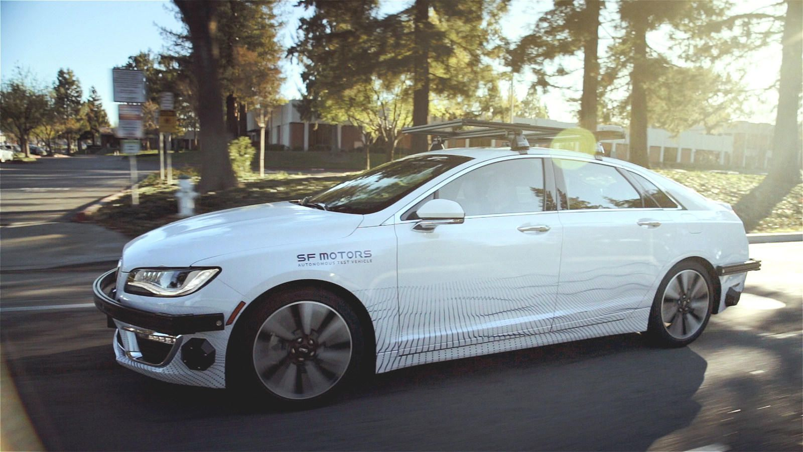 Sf Motors Unveils Advanced Intelligent Electric Vehicle Technology Working Of Cars That Brings Us To Today Is Now On The Cusp Taking Wraps Off Its Baby After Two Years Quietly Behind Scenes