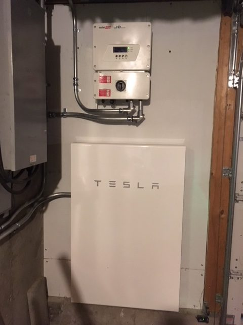 Getting A Rooftop Solar Tesla Powerwall 2 System