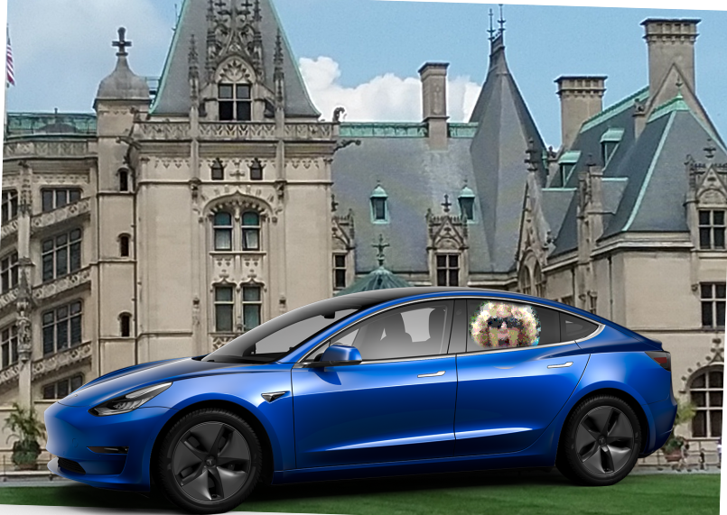 2018 tesla model 3 long range passes the sister in law test cleantechnica. Black Bedroom Furniture Sets. Home Design Ideas