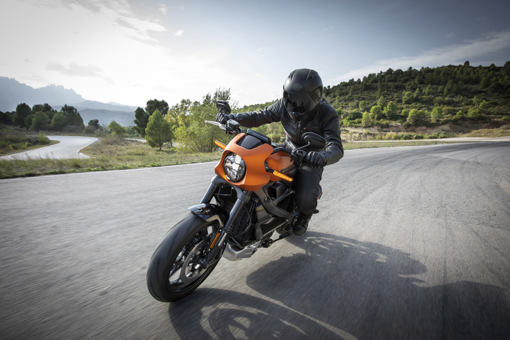 The Harley-Davidson Electric LiveWire Will Have Its Own Sound & A